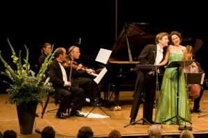 Lenneke and friends in concert 2