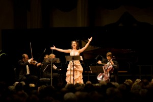 Lenneke and friends in concert 3